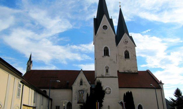 Pfarrkirche Sankt Andreas – St. Andrä im Lavanttal