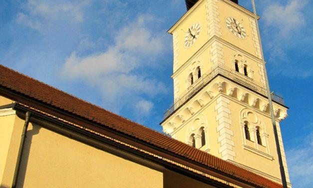 Pfarrkirche Sankt Markus – Wolfsberg