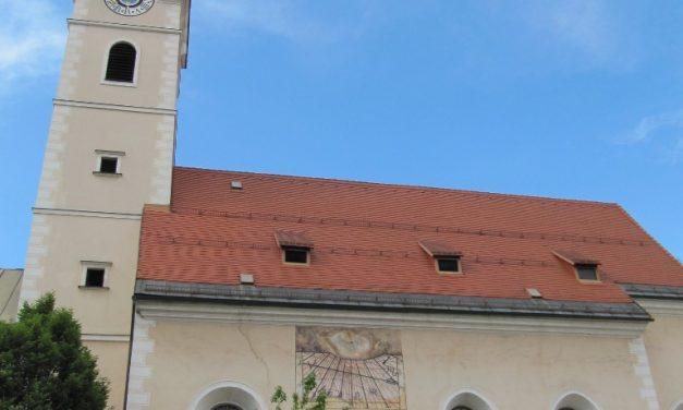 Heiligengeistkirche Ursulinenkonvent – Klagenfurt