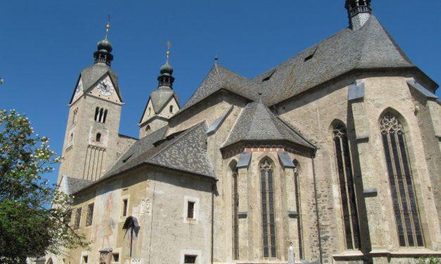 Wallfahrtskirche Maria Himmelfahrt – Maria Saal